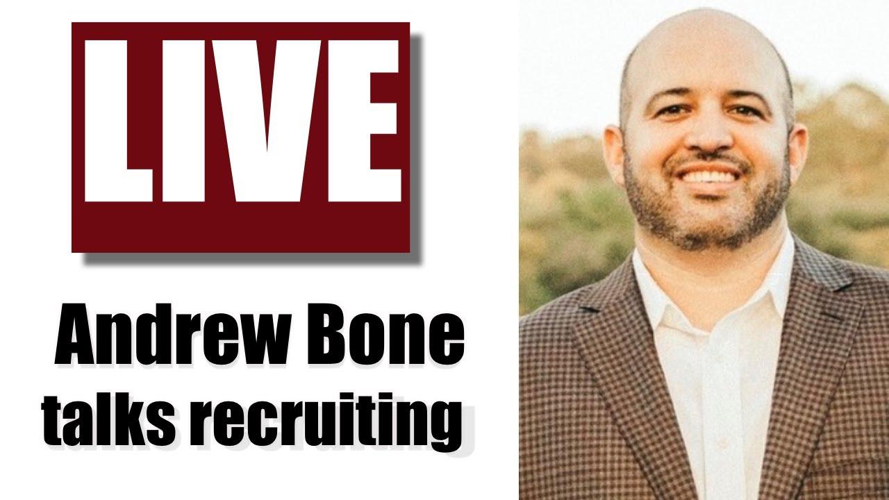 Andrew Bone talks Alabama Crimson Tide football recruiting | SEC News