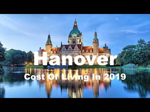 Cost Of Living In Hanover, Germany In 2019, Rank 168th In The World