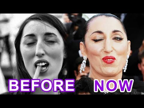 WOMAN and TIME: Rossy de Palma