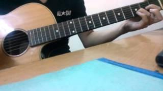 Đêm yên bình - Guitar Cover