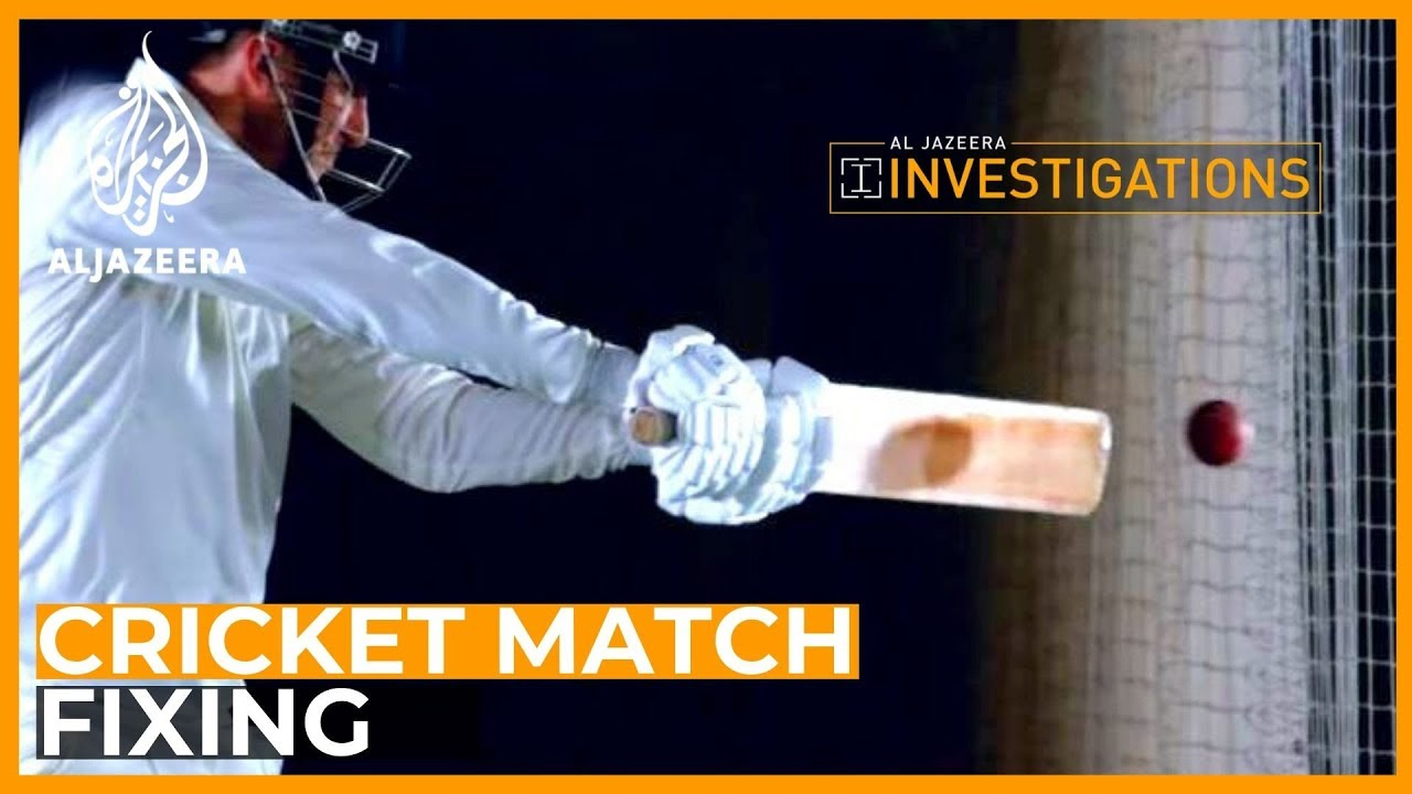 Cricket's Match Fixers