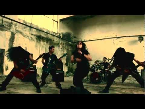 MIDIAN - 'Time to Die' (Screaming demon) Official Music Video