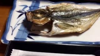 Япония. Хаконе. Завтрак в Рёкане