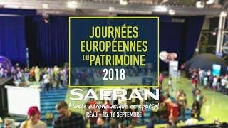Journées du Patrimoine 2018 : un succès pour le Musée Safran