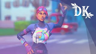 You have never seen me SWEAT like this before in Fortnite!