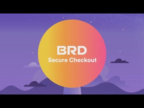 BRD Secure Checkout