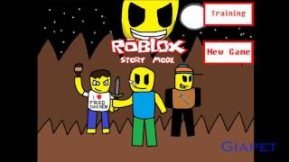 Roblox Story Mode Update #1 (OUTDATED)