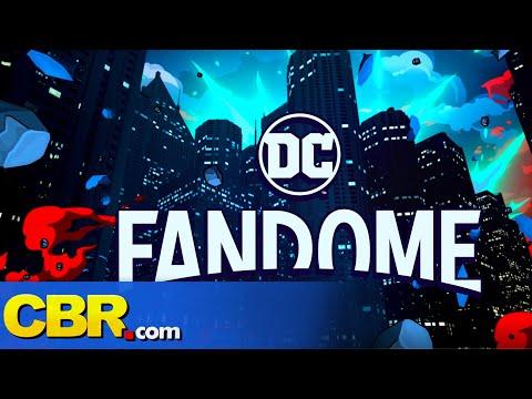 DC FanDome Trailer Hypes The Batman, Black Adam and More