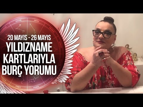 20 Mayıs - 26 Mayıs Haftalık Lara Yıldızname Burç Yorumu