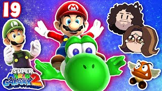 Does Mario value Luigi as a brother? - Super Mario Galaxy 2: Part 19