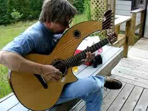 Your Song  - Stacy Hobbs, Harp Guitar