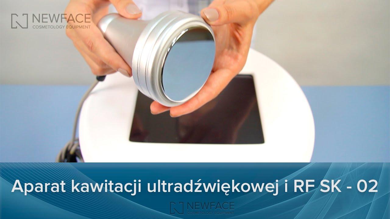 Urządzenie do liposukcji ultradźwiękowej i rf SK-02
