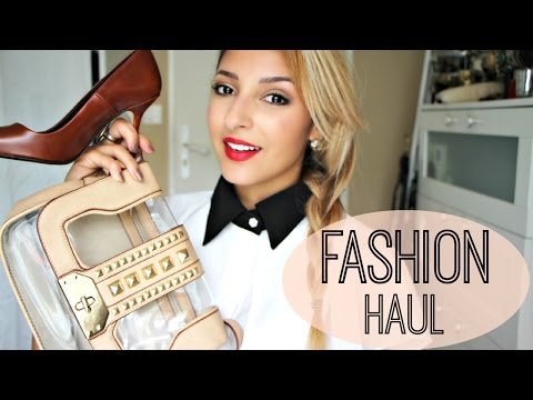 Big Fashion Haul ! Zara, H&M, Dresslink,...