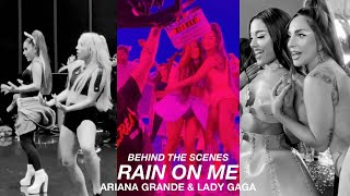 Rain On Me - Behind The Scenes | Lady Gaga & Ariana Grande