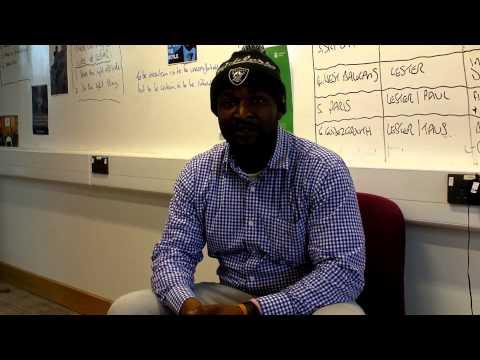 The Big Pitch 2015 - Football partnership