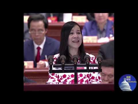 视频:两会奇葩:马化腾请提议不要销号;安全人员抢记者证;崔永元说他们不让我说话;台湾政治娼妓两会表演(3/12)
