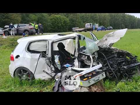 В серьезном ДТП на трассе М-2 погиб мужчина