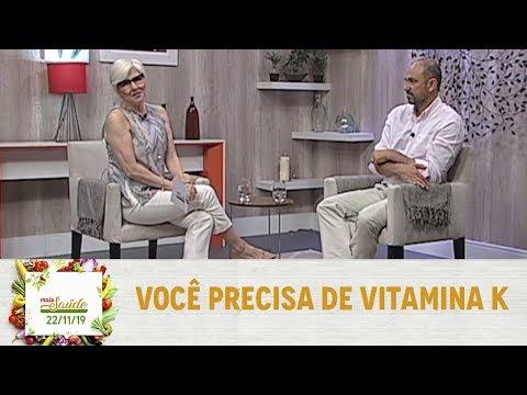 overdose de suplementos de vitamina k