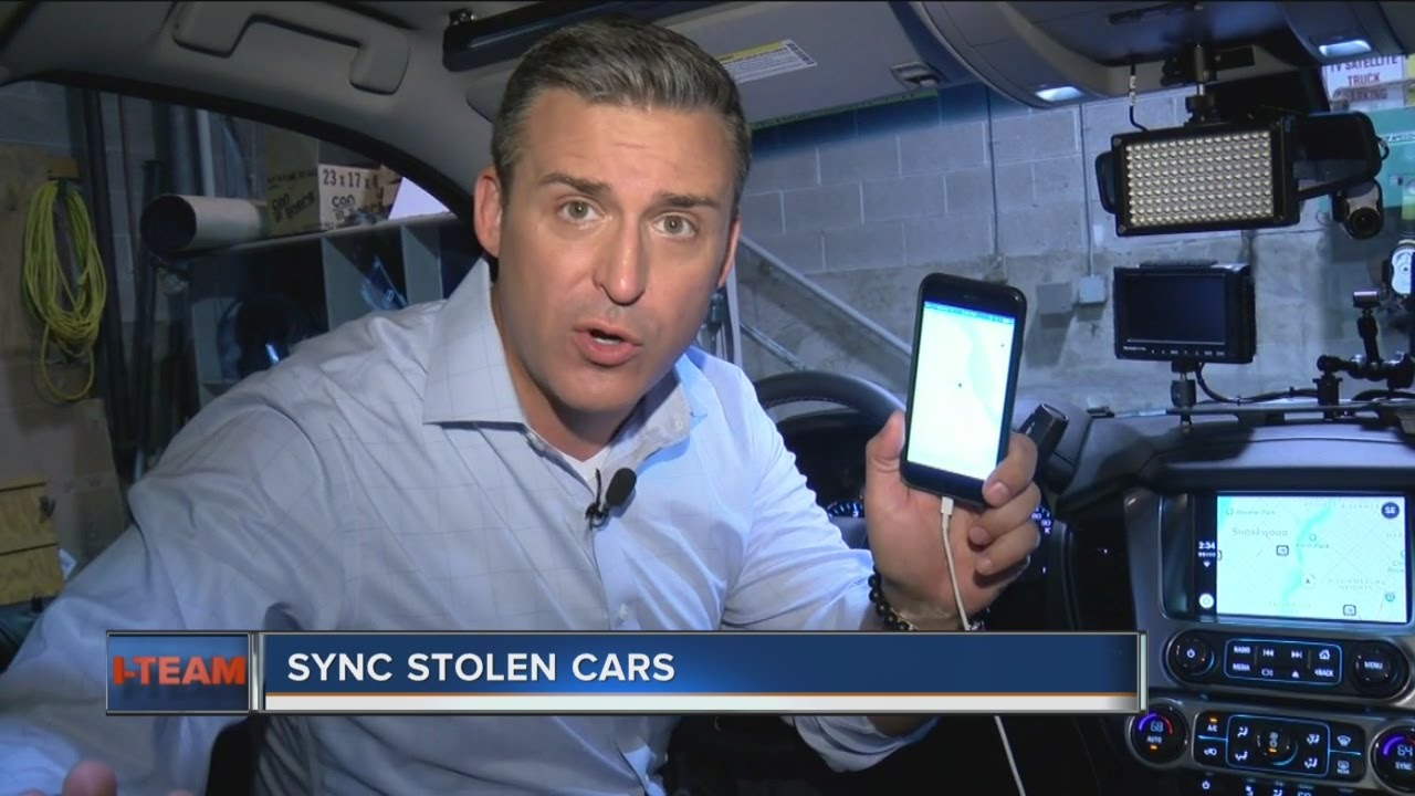 New tool helps sync stolen cars