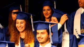Farah's AIS graduation ceremony 2014
