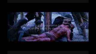 In Christ Alone with lyrics/Travis Cottrell- created by PreethaPaul