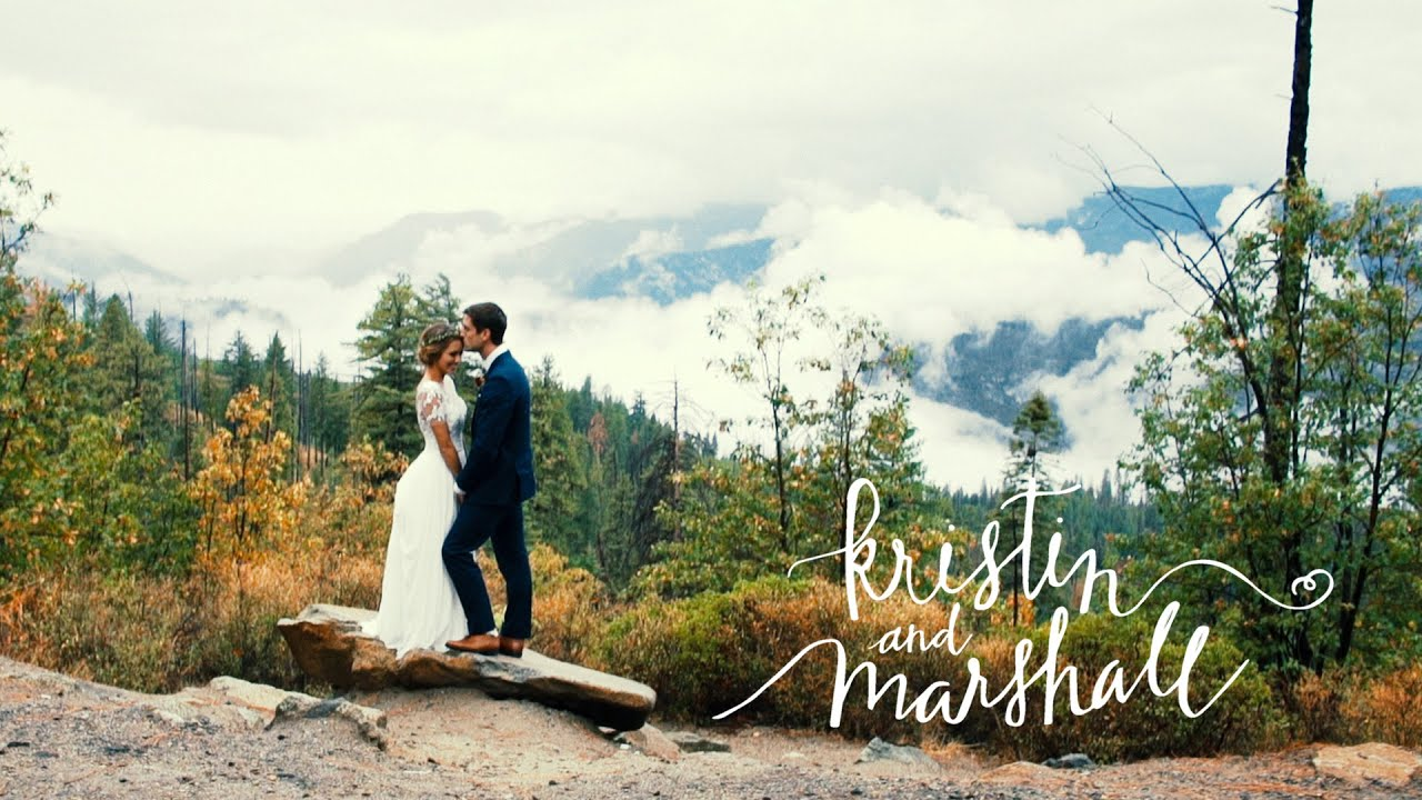 Yosemite National Park Wedding A Film From The Best Place On Earth