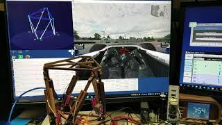 Thanos 6DOF motion sim electronics - ViYoutube com