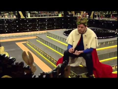Michelle Visage drags Perez Hilton on Celebrity Big Brother