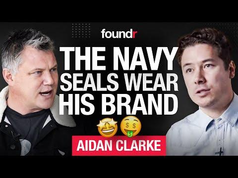 How to Scale 2 World-Class Clothing Brands - Aidan Clarke of 2XU