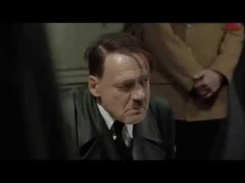 Adolf Hitler Ngamuk | Ngamuk gara gara Jokowi Nyapres
