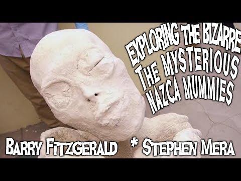 3 Fingered Peruvian Alien Mummies - Strange DNA?