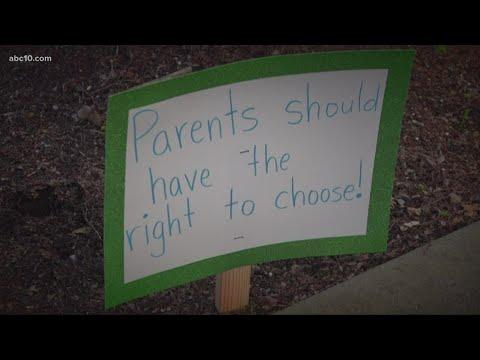 Elk Grove parent says California's school reopening plan is 'just not enough'