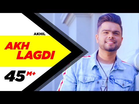 Akhil | Akh Lagdi (Official Video) | Desi...