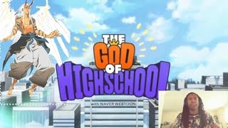 Video The God of Highschool Trailer (Reaction) download MP3, 3GP, MP4, WEBM, AVI, FLV Maret 2018