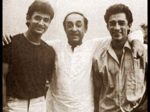 Image result for aamir khan father