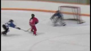 Ringette Skills Video - Shooting