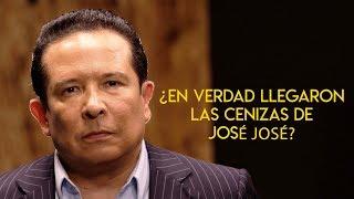 ¿En verdad llegaron las cenizas de José José a México?