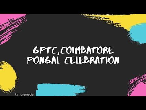 *Sodaku mela song* gptc college,coimbatore mechanical department Pongal celebration version