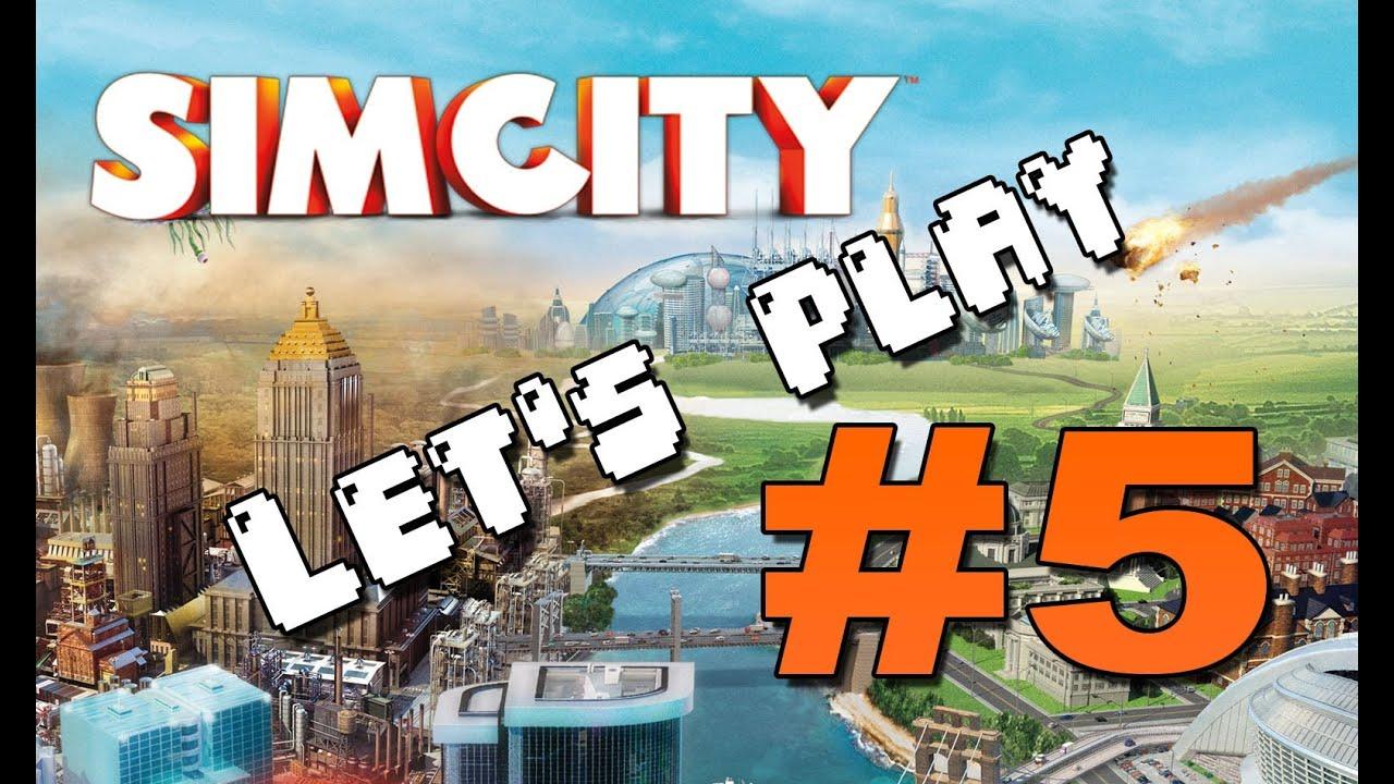Download Sim City - DLC Le Parc d'attraction Ep 5 [LP]