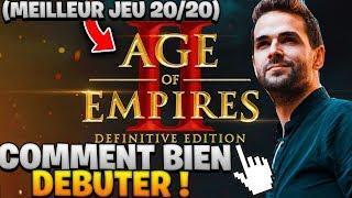 🔥COMMENT BIEN DÉBUTER SUR LE NOUVEAU AGE OF EMPIRE 2 DEFINITIVE EDITION ! Gameplay FR