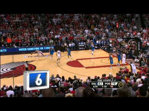 Top 10 Plays of the First Round of the 2011 NBA Playoffs