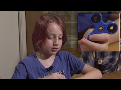Boy Injured By Fidget Spinner Thought He Was Going To Lose Finger