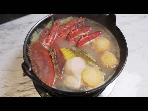 台中海鮮火鍋 源鍋|大拇指等級的海鮮食材,堆疊出鮮味新高度