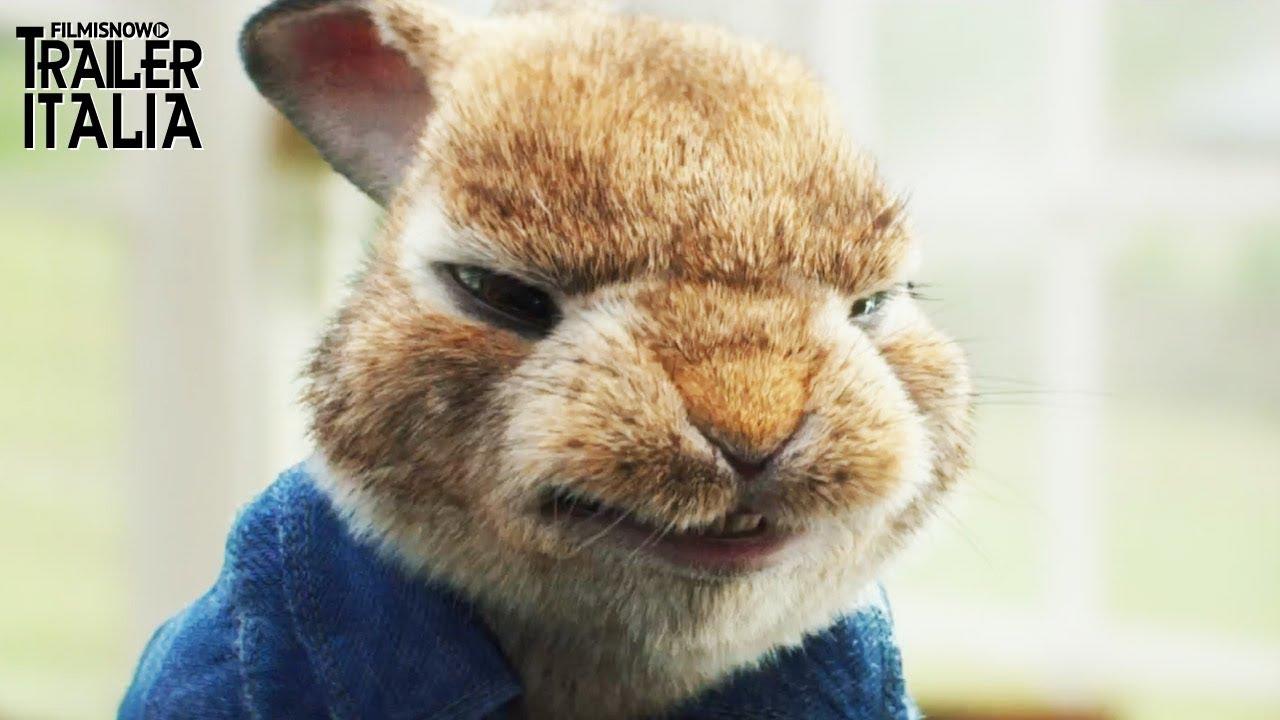 Peter rabbit nuovo trailer internazionale dell