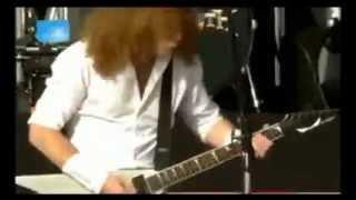 Megadeth - Head Crusher - Live Graspop 2012