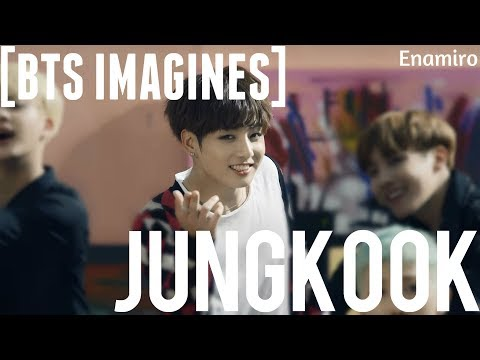 BTS IMAGINES] JEALOUS JUNGKOOK AS YOUR BOYFRIEND - YouTube