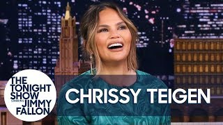 Chrissy Teigen's Daughter Luna Shows Off Her Adorable Negotiation Skills