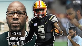 Warren G's Son Is A Football BEAST!!!- Olaijah Griffin Highlights [Reaction]