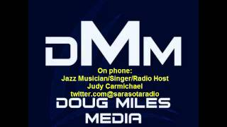 Judy Carmichael Interview WTMY Radio with Doug Miles