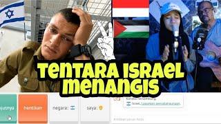 NYANYIIN LAGU UNTUK PALESTINA DI SERVER ISRAEL. OME TV INTERNASIONAL#PART2